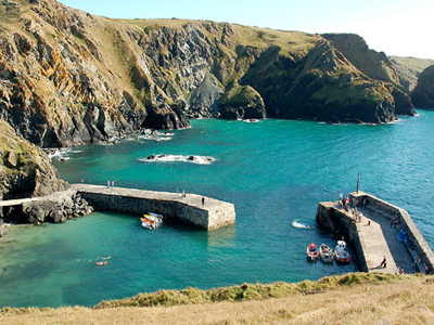 Mullion Cove Photo